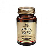 Solgar CoQ-10 100mg Softgels 30
