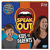 Speak Out Kids Vs Parents Family Board Game