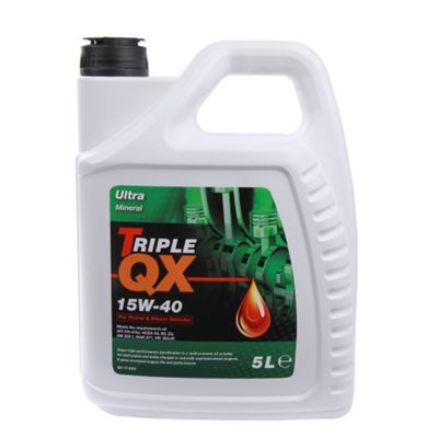 15w40 Mineral Engine Oil 5Ltr