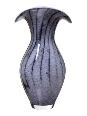 Buy Linea Fan Effect Vase From Our Vases Bowls Range Tesco