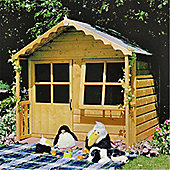 5 x 5 Wooden Playhouse 5ft x 5ft (1.54m x 1.54m)