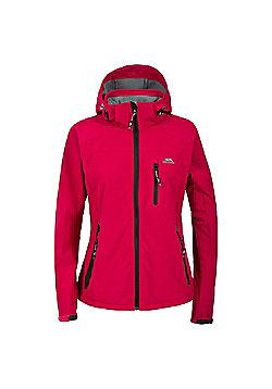 Trespass Ladies Bela Softshell Jacket - Pink