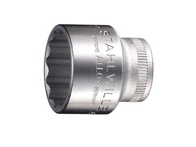 Stahlwille Bi-Hexagon Socket 3/8in Drive 16mm