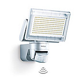 Steinel XLED Home 1 Sensor-switched LED Floodlight - Silver