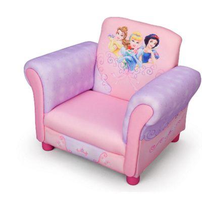 Delta Children Disney Princess Childs Toddler Chair