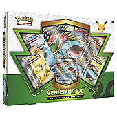 Pokemon Venusaur EX Red & Blue Collection Box