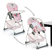 Hauck Sit'n Relax 2 in 1 High Chair and Bouncer - Birdie