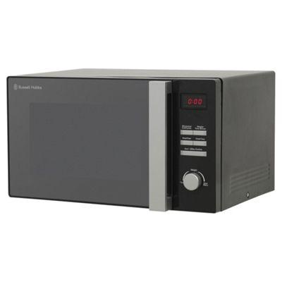 Russell Hobbs RHM2565BCG, 25 Litre Digital Combination Microwave, Black