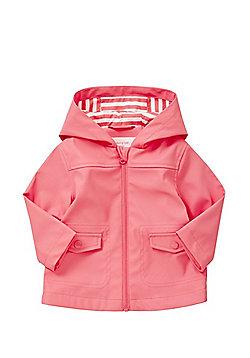F&F Rain Mac - Pink