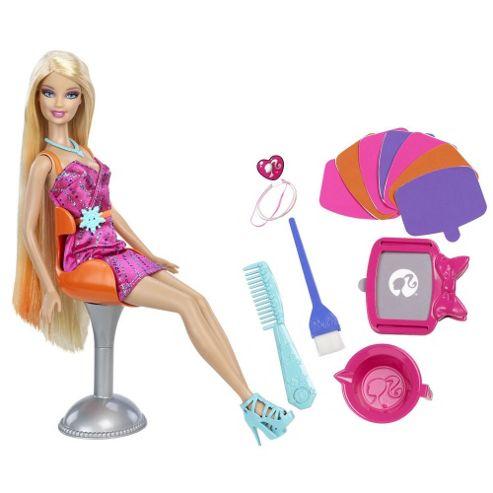 Barbie Colour Stylin Doll Asst