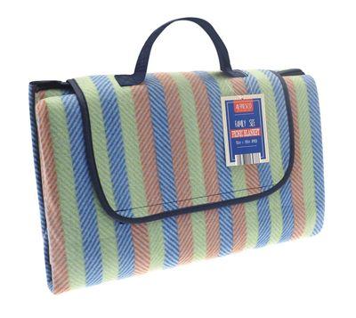 Country Club Picnic Blanket 150x200cm Stripes