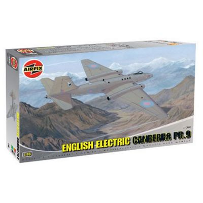 English Electric Canberra PR.9 (A10103) 1:48