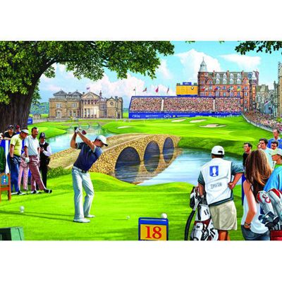 The 18th Hole - 500pc Puzzle