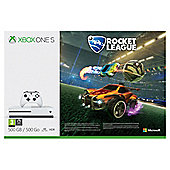 Xbox One S 500GB Rocket League Bundle