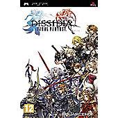 Dissidia - Final Fantasy - PSP