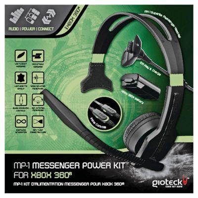 Gioteck Starter Pack (Xbox 360)