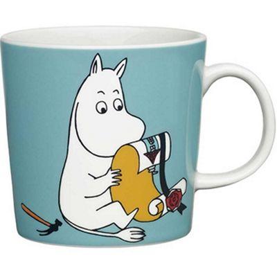 Iittala Arabia Moomin Mug, Moomin Troll Turquoise