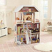 Kidkraft Savannah Dollhouse w/ 14 pc furniture