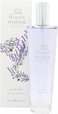 Woods of Windsor Lavender Eau de Toilette (EDT) 100ml Spray For Women