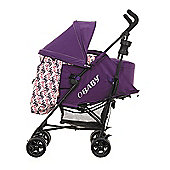 Obaby Zeal Stroller Pram Bundle - Little Cutie