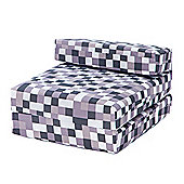 Single Fold Out Chair Bed