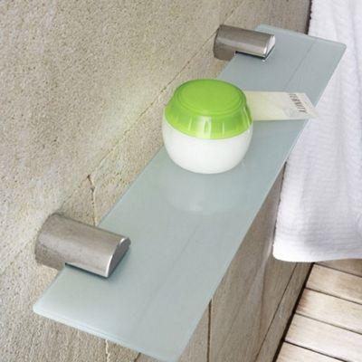 Blomus Duo Glass Shelf, Wall-Mounted