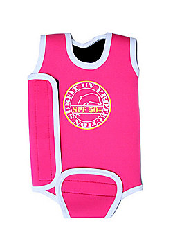 Jakabel 'Surfit' Baby Wrap Wetsuit - Pink - Pink