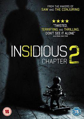 Insidious 2 Dvd