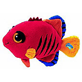 Seapals World Finger Puppet Flame angelfish