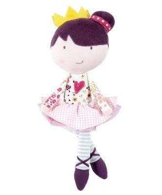 Mamas & Papas - Made With Love - Princess Doll