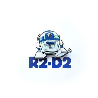 Star Wars Mini 3D LED Wall Light R2-D2