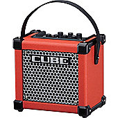 Roland MICRO CUBE GX Guitar Amplifier - Red