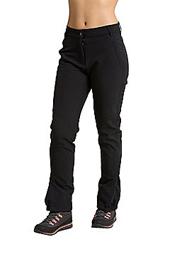 Zakti Resort Softshell Ski Pants - Black