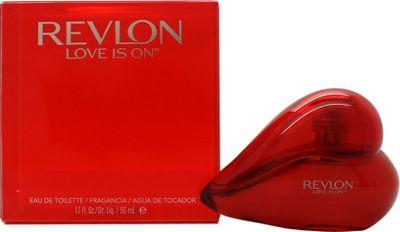 Revlon Love Is On Eau de Toilette (EDT) 50ml Spray For Women