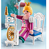 Playmobil Special Plus Princess with Weaving Wheel