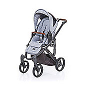 ABC Design Mamba Plus Pushchair - Graphite (+ Maxi Cosi Adaptors)