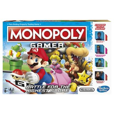 Monopoly Gamer from Hasbro Gaming