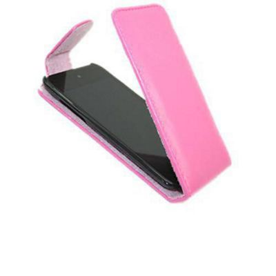 FlipMatic Easy Clip On Vertical Pouch Case Apple iPod Touch 4th Generation 4G Pink