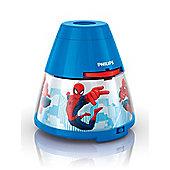 Philips Marvel Spider-Man Frozen 2 in 1 Projector Light