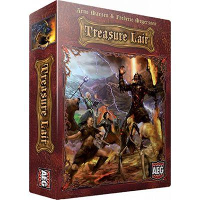 Treasure Lair Card Game