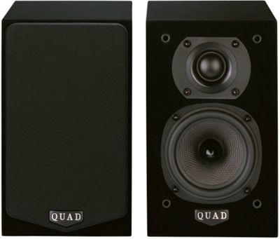 Quad L-Ite 2 Compact Speakers (Pair) (Rosewood)