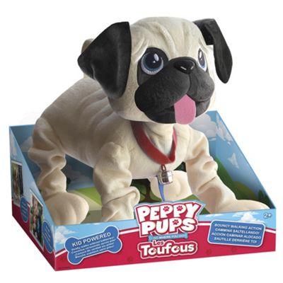 Snuggle Pets Peppy Pups Pug