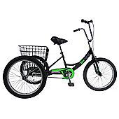 "Concept Tri-Mantis 20"" Wheel Boys Tricycle"