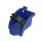 HAMAX Foot Rest Left (fits Discovery 101/2/3) New Blue