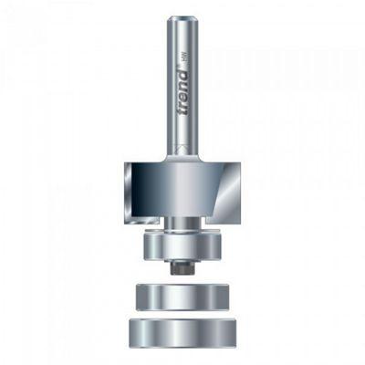 Trend 46/44 X 1/4 Tungsten Carbide Rebate Set