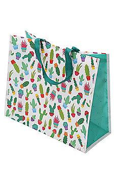 Puckator Cactus Shopping Bag