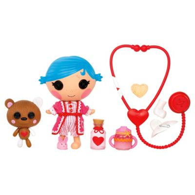 Mga Entertainment Lala-Oopsie Littles Sew Cute Patient Doll