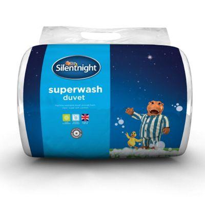 Silentnight Superwash Duvet - 13.5 Tog - Single