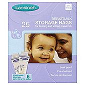Lansinoh Breast Milk Storage Bags 25