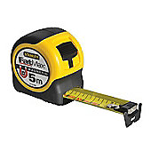 Stanley FMHT0-33864 5m FatMax Magnetic Tape with Blade Armor